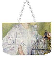 Portrait Of Madame Frieseke Weekender Tote Bag