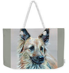 Portrait Of Sasha Weekender Tote Bag