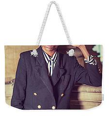 Portrait Of School Boy 1504262 Weekender Tote Bag