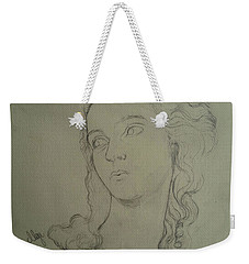 Portrait Of Elisabeth Vigee Le Brun Weekender Tote Bag