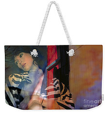 portraits fantasy mannequins photography - Reflection Weekender Tote Bag