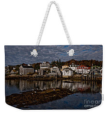 Portsmouth Morning Weekender Tote Bag