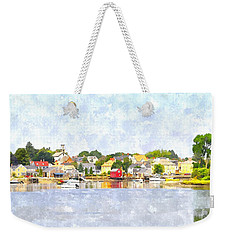 Portsmouth Nh South End Psewc Weekender Tote Bag