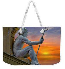 Poseidon - God Of The Sea Weekender Tote Bag