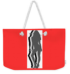 Posers Weekender Tote Bag by Now