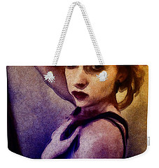 Posing For You Weekender Tote Bag