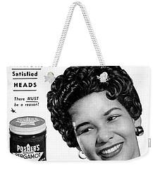 Posner's Bergamont Weekender Tote Bag