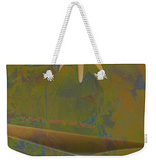 Pure Possibility Weekender Tote Bag