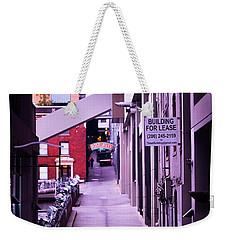 Post Alley, Seattle Weekender Tote Bag