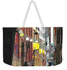 Post Alley Weekender Tote Bag
