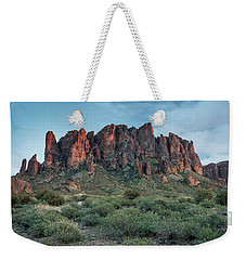 Post-dusk Superstitions Weekender Tote Bag