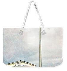 Post Office In Seaside Florida Weekender Tote Bag