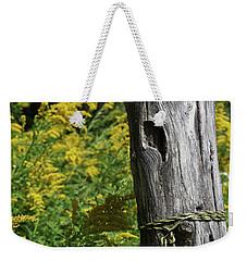 Post Weekender Tote Bag by Robert Och