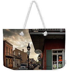 Postal On Bourbon Weekender Tote Bag