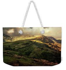 Postcard From Scotland Weekender Tote Bag by Jaroslaw Blaminsky