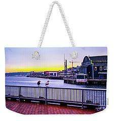 Posted  Weekender Tote Bag