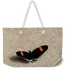 Postman Butterfly Weekender Tote Bag