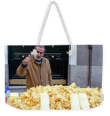 Potato Chip Man Weekender Tote Bag