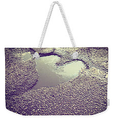 Pothole Love Weekender Tote Bag