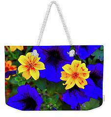 Potted Beauty Weekender Tote Bag