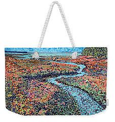 Pottery Creek Weekender Tote Bag