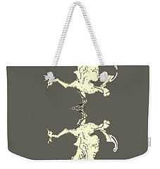Poulia Weekender Tote Bag by Julio Lopez