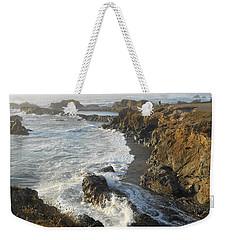 Pounding Surf Weekender Tote Bag