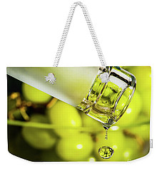 Pour Me Some Vino Weekender Tote Bag