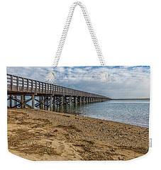 Powder Point Bridge Weekender Tote Bag