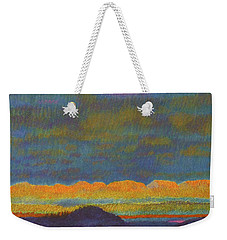 Powder River Reverie, 1 Weekender Tote Bag
