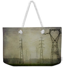 Power 5. Weekender Tote Bag