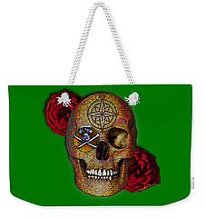 Power And Wisdom Weekender Tote Bag by Iowan Stone-Flowers