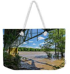 Power Of The James Weekender Tote Bag
