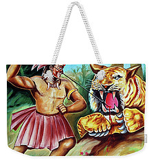The Beast Of Beasts Weekender Tote Bag