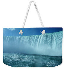 Power Of Water Weekender Tote Bag