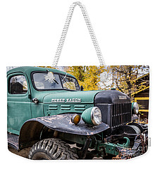 Power Wagon Weekender Tote Bag