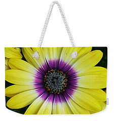 Powerful Flower Weekender Tote Bag