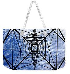 Powerful Geometry Weekender Tote Bag