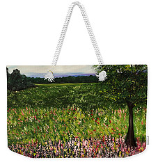 Powerful Happy Weekender Tote Bag