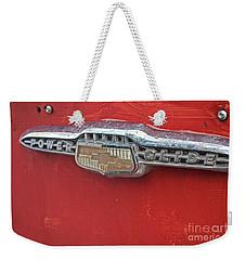 Powerglide  Weekender Tote Bag