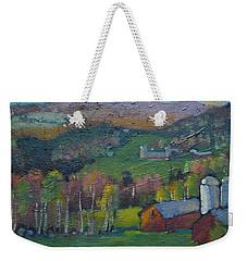 Pownel Vt Weekender Tote Bag