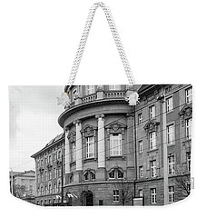 Poznan University Of Medical Sciences Weekender Tote Bag