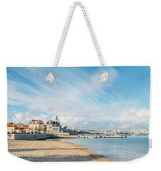 Praia Da Ribeira, Cascais, Portugal Weekender Tote Bag