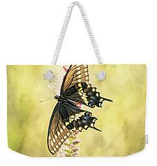 Prairie Butterfly 2 Weekender Tote Bag