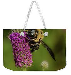 Prairie Clover And The Bee Weekender Tote Bag