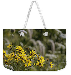 Prairie Feller, Dressed In Yeller Weekender Tote Bag