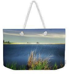 Prairie Lake Weekender Tote Bag