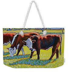 Prairie Lunch Weekender Tote Bag