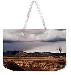 Prairie Of New Mexico Weekender Tote Bag