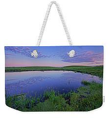 Prairie Reflections Weekender Tote Bag